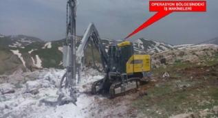 Kato Dağı'nda PKK'ya büyük darbe vuruldu