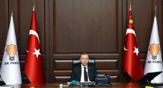 İşte AK Parti'nin yeni MYK listesi