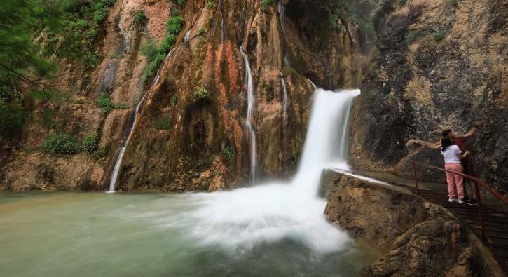 Türkiye'nin 243. tabiat parkı ilan edildi! Malatya'da...
