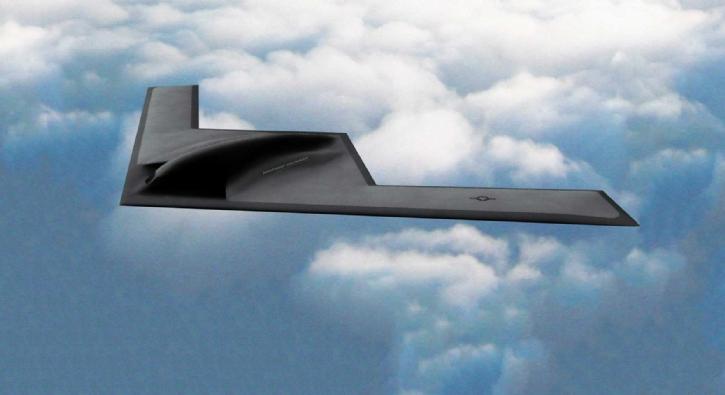 'Geleceğin bombardıman uçağı' için geri sayım