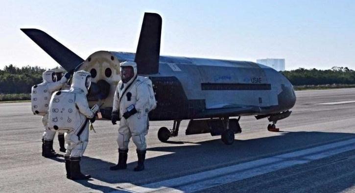 ABD'nin gizemli uçağı X-37B rekor kırdı
