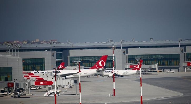 Yeni havalimanının adı ne olacak? (İstanbul Yeni Havalimanı tabelaları asıldı)
