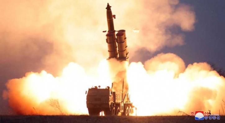 Kuzey Kore ateşledi, dünyayı şaşkına çevirdi: 380 kilometre mesafeye ulaştı