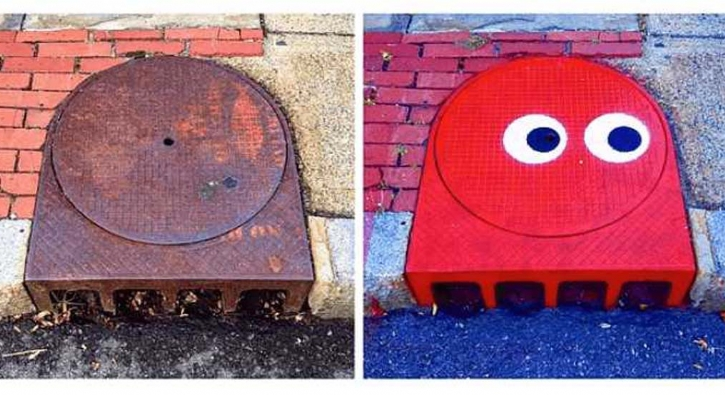 Sokakları sanatıyla güzelleştirdi! İşte görenleri hayran bırakan çalışmalar