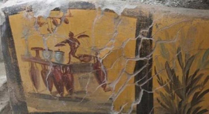 'Fast food'un 2 bin yıllık atası ortaya çıktı