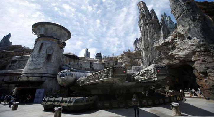 Star Wars evreni ziyarete hazır