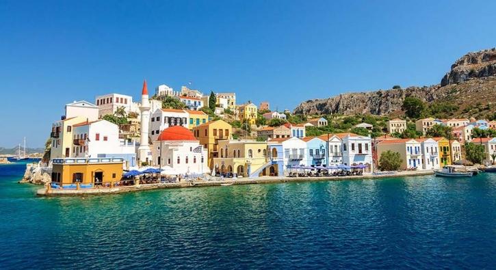 İşte Türkiye'den feribotla gidilebilen Yunan adaları