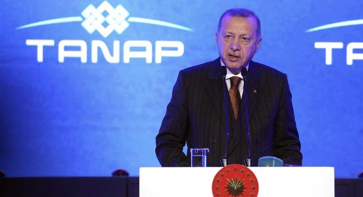 Türkiye için tarihi gün: Ve TANAP Avrupa'ya bağlandı