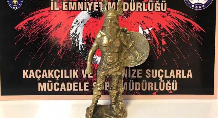 Kırşehir'de ele geçirildi: Viking dönemine ait
