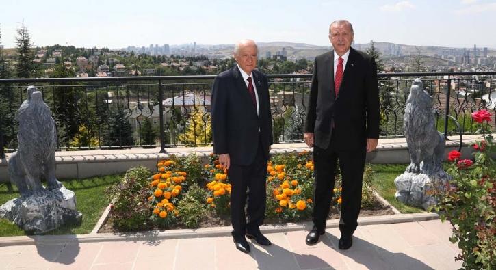 Ankara'da sürpriz görüşme! Bir araya geldiler